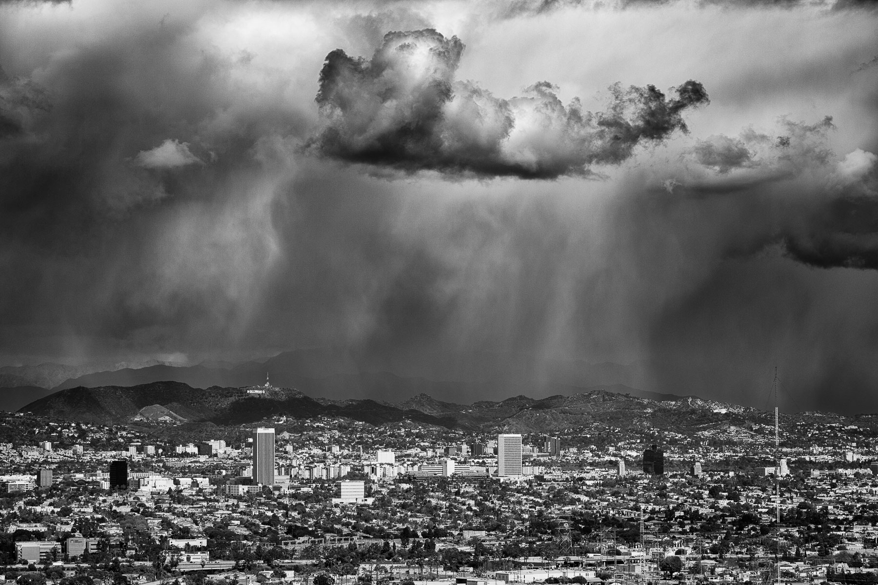 Storm Clouds Hollywood